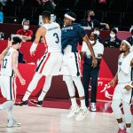Equipe de France : Les photos de la qualification à la finale olympique