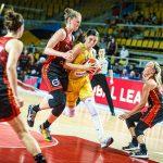 LFB : La Bosnienne de Charleville, Marica Gajic, absente jusqu'à huit semaines