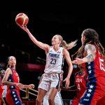 JO Féminin : France 82, USA 93. Les Bleues qualifiées pour les quarts-de-finale !