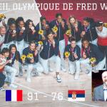 L'oeil olympique de Fred Weis – « Ces filles sont magiques »