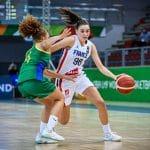 Coupe du Monde U19 Féminine : la France s'impose en ouverture contre le Brésil, 84-52