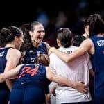 JO féminin : La Serbie se qualifie pour les demi-finales