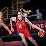 JO féminin : Team USA en mode rouleau compresseur face à l'Australie