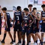 Euro Challengers U16 : la France maîtrise la Russie
