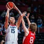 JO féminin : les Etats-Unis battent le Japon et s'offrent un 7e titre olympique consécutif !