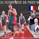 L'oeil olympique de Fred Weis – « On a pris une leçon de basket »