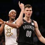 Rodions Kurucs (Partizan Belgrade) : « C'est dur d'être sur le banc en NBA »