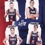 FIBA 3×3 Europe Cup : Les deux équipes de France ont été dévoilées