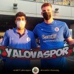 """Alexandre Chassang en Turquie : """"Je suis dans un club qui n'avait pas forcément prévu de monter en 1èredivision"""""""