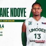 Assane Ndoye mis à l'essai par le Limoges CSP