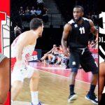 Vidéo : Le duel Axel Julien (Bourg) vs David Holston (Dijon)