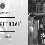 Décès de l'ancien joueur Yougoslave de Reims, Boban Petrovic