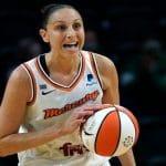 WNBA : Diana Taurasi, 39 ans, 37 points