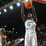 Le pivot bahaméen Dwight Coleby signe à Cholet Basket