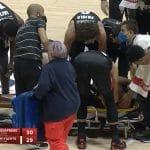 Italie : Ekpe Udoh (Virtus Bologne) glisse sur un autocollant et se blesse gravement