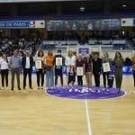 Les lauréates 2020 des Trophées « Femmes sur tous les Terrains » honorées lors du Match des Champions