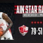 Dijon et Bourg s'imposent en ouverture de l'Ain Star Game