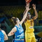"""Jonquel Jones, MVP de la WNBA, et internationale bosnienne : """"c'était une belle opportunité pour moi sur le plan financier"""""""