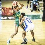 Yohana Ewodo joue pour les équipes de France, Marina pour le Cameroun