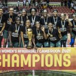 Féminines : Le Nigéria couronné pour la 3e fois de suite champion d'Afrique