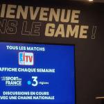 Programme TV by TCL : Des diffusions sur Sport en France et France 3 pour commencer