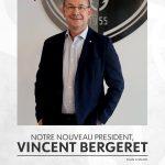 Elan Chalon : Vincent Bergeret remplace l'historique Dominique Juillot à la présidence
