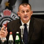 """Zoran Savic, directeur sportif du Partizan Belgrade : """"Un enthousiasme sans précédent s'est créé dans et autour du club"""""""