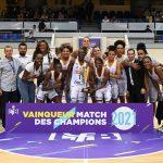 LFB : Lattes-Montpellier s'adjuge le Match des Champions 2021 !