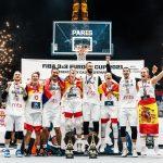L'Espagne et la Serbie champions d'Europe 3×3 à Paris