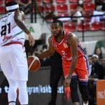 Turquie : 19 points en un quart-temps pour Bonzie Colson (ex-Strasbourg)
