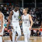 Youssoupha Fall et l'ASVEL se relancent contre Champagne Basket