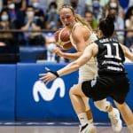 Eurocup féminine : Julie Allemand (ASVEL) fait le buzz, chez elle, à Liège