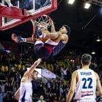 BCL : Strasbourg s'impose en ouverture grâce à une claquette dunk de Matt Mitchell