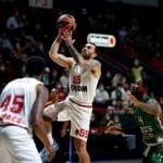 Euroleague : Monaco ressort vainqueur à Kazan après prolongations, 88-80