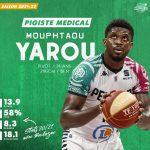 Mouphtaou Yarou (Nanterre) ne veut pas quitter la Région parisienne