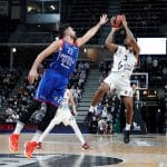 Euroleague : l'ASVEL renverse le champion d'Europe en titre Anadolu Efes !
