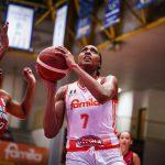 Sandrine Gruda troisième meilleure rebondeuse de l'histoire de l'Euroleague féminine
