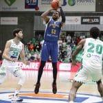 Jordan McRae (Boulogne-Levallois) : « J'étais réticent à revenir en Europe après mon expérience avec Baskonia »