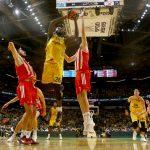 Les Français de l'étranger : Mathias Lessort réussit ses débuts au Maccabi Tel-Aviv