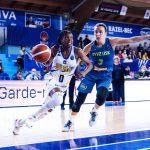 Euroleague féminine : Lattes-Montpellier l'emporte à l'arraché face à Prague