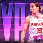 3×3 : Sandra Ygueravide (Villeneuve d'Ascq) nommée MVP des Women's Series 2021